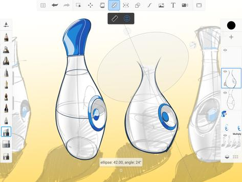 SketchBook - draw and paint screenshot 7
