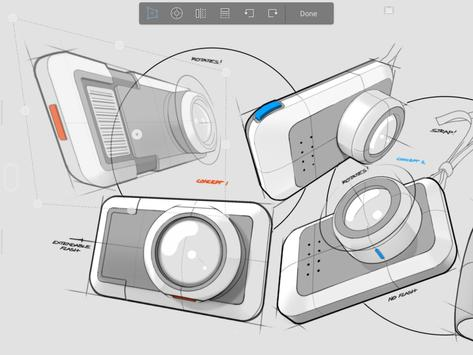 Autodesk SketchBook captura de pantalla 8