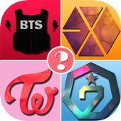 Kpop Quiz Guess The Logo icon
