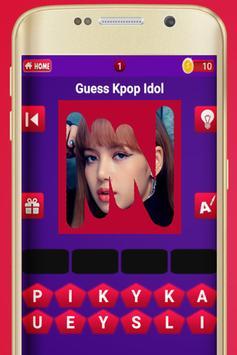Kpop Quiz screenshot 1