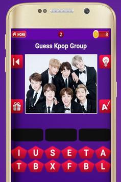 Kpop Quiz screenshot 2
