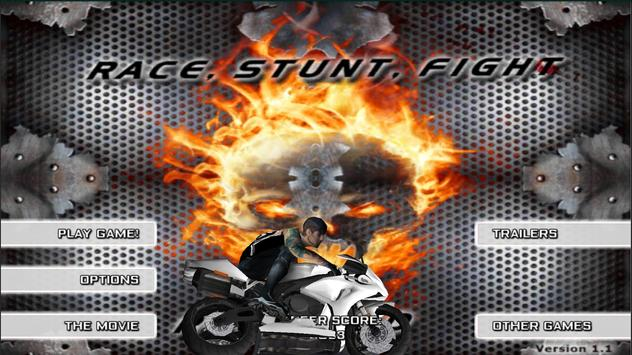 Race, Stunt, Fight, Reloaded! poster