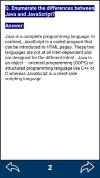 Learn JavaScript MCQ for Android - APK Download