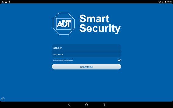 ADT-MX Smart Security screenshot 8