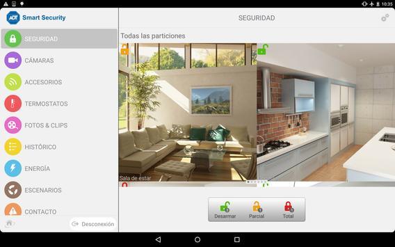 ADT-MX Smart Security screenshot 9
