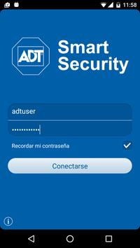 ADT-MX Smart Security poster