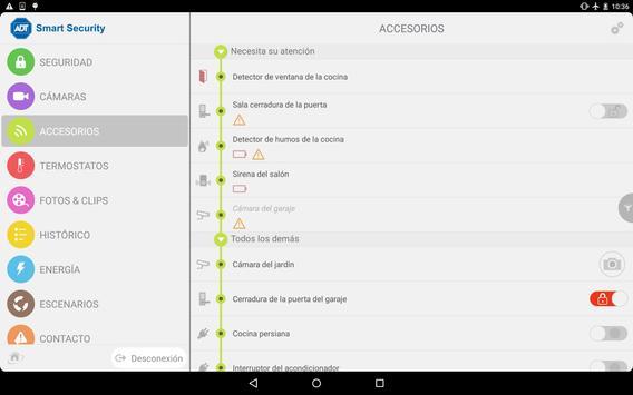 ADT-MX Smart Security screenshot 13