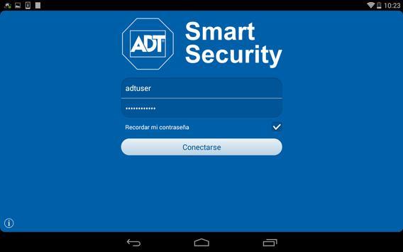 ADT-MX Smart Security screenshot 16