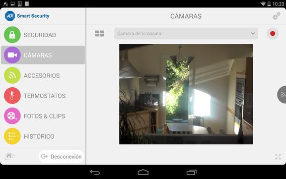 ADT-MX Smart Security screenshot 20