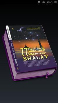 77 Tanya Jawab Shalat UAS poster