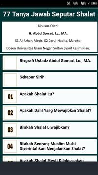 77 Tanya Jawab Shalat UAS screenshot 1