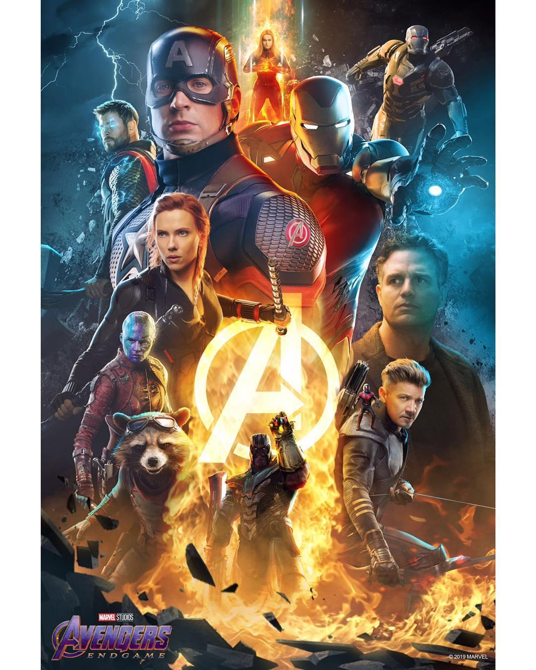 Avengers Endgame Wallpapers For Android Apk Download