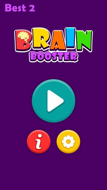 Brain Booster poster