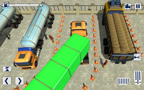 Advance Truck Parking 2019:New Parking Game screenshot 5