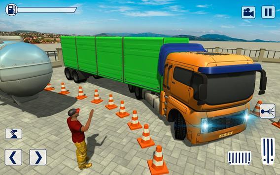 Advance Truck Parking 2019:New Parking Game screenshot 8