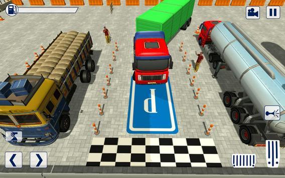 Advance Truck Parking 2019:New Parking Game screenshot 2
