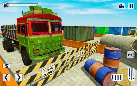 Advance Truck Parking 2019:New Parking Game screenshot 13