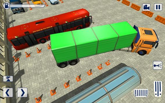Advance Truck Parking 2019:New Parking Game screenshot 19