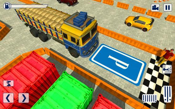 Advance Truck Parking 2019:New Parking Game screenshot 4