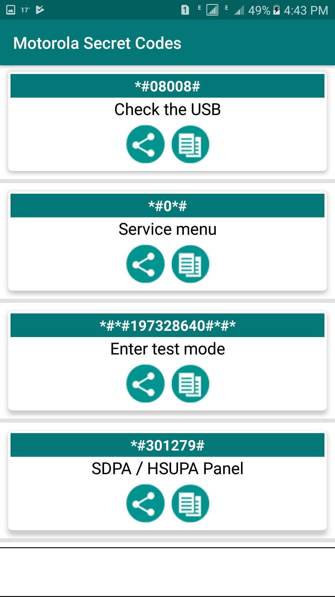 Secret Codes of Motorola 2019: for Android - APK Download