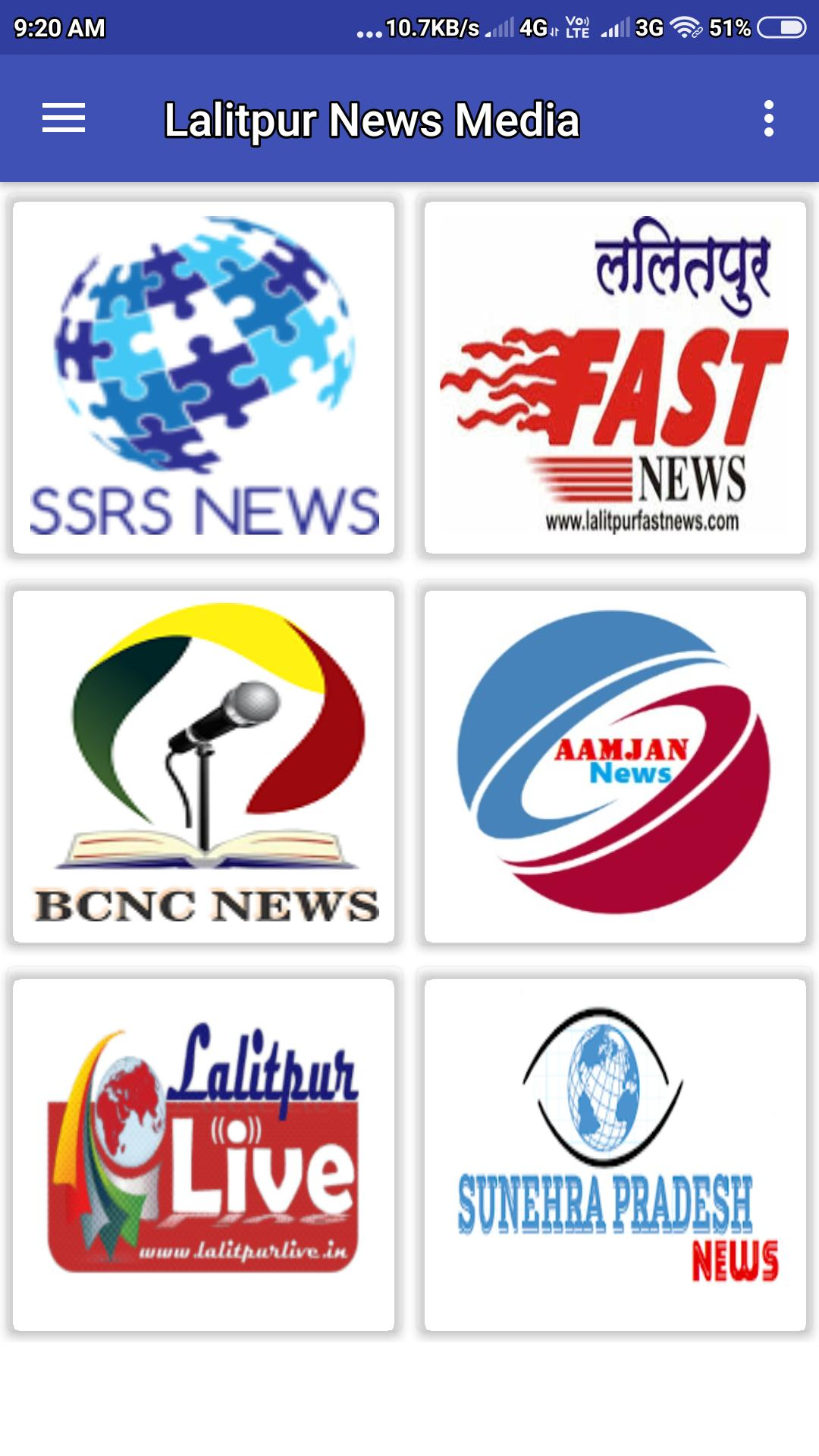 Lalitpur News Media - ALL LTP News In One App for Android
