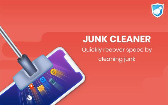 8 Schermata Phone Cleaner - Speed Booster and Cache Cleaner