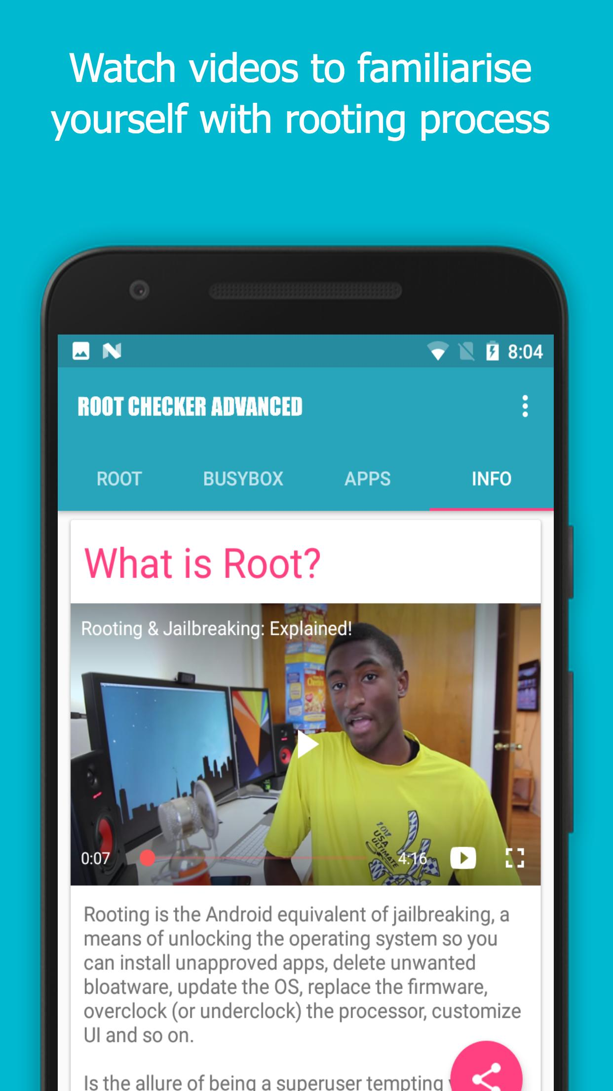 Root/Super Su Checker Free [Root] for Android - APK Download