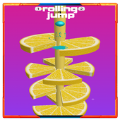 Rolling Ball Sky Jump icon