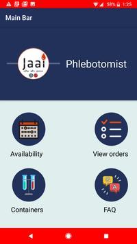 jaaitest-phlebotomist screenshot 1