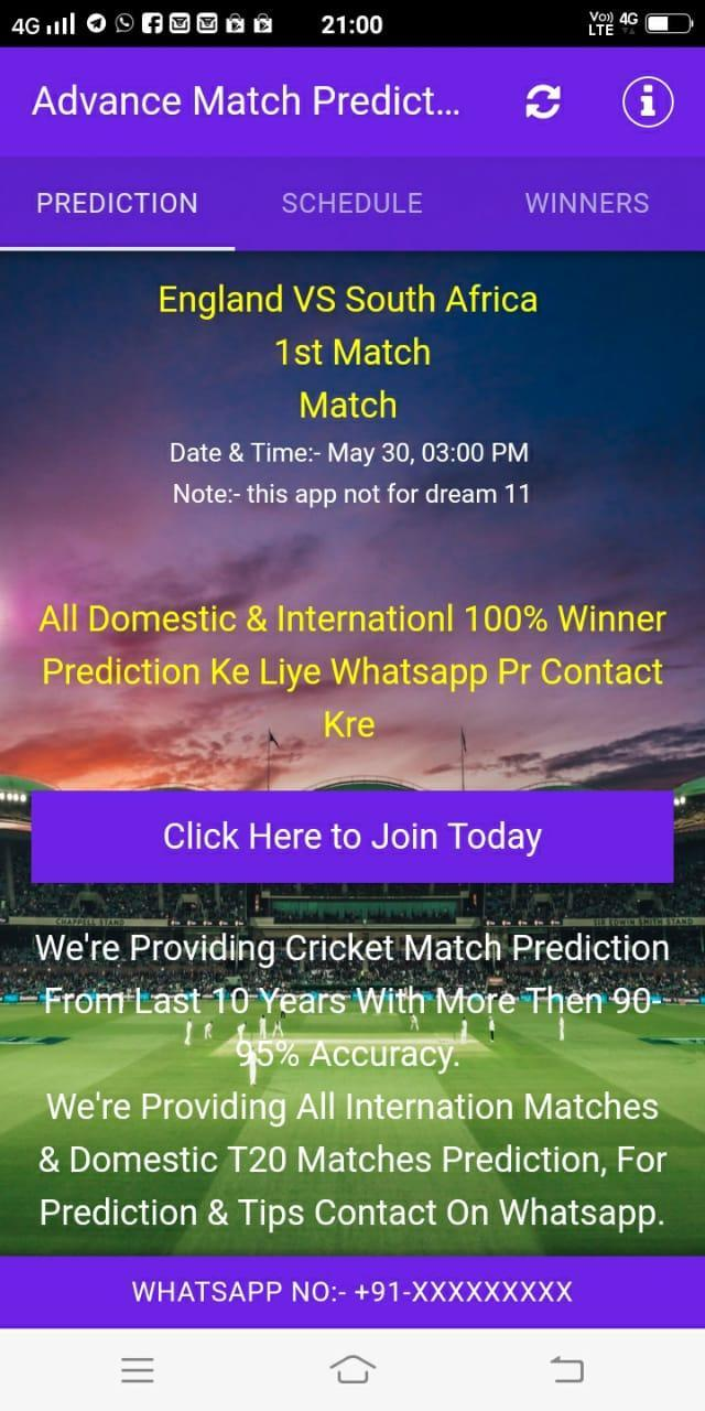 KPL Cricket Match Prediction for Android - APK Download