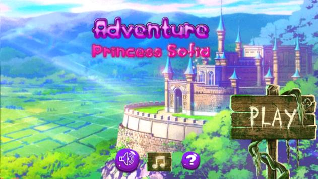 Adventure Princess Sofia poster