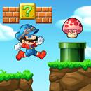 Super Machino go: permainan pengembaraan dunia APK