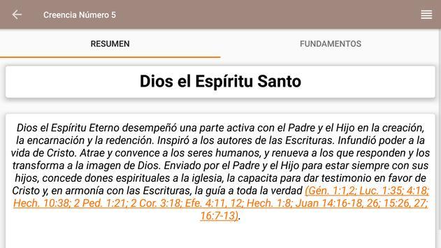 Creencias Adventistas screenshot 10