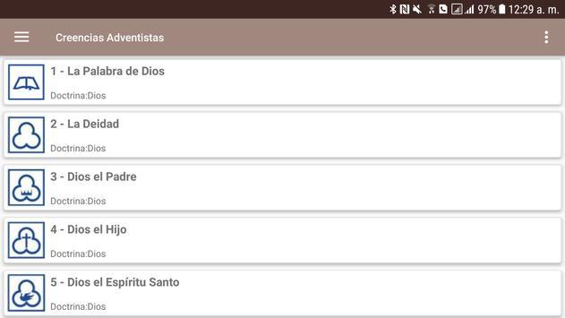 Creencias Adventistas screenshot 9