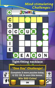 Giant Jumble Crosswords screenshot 14