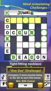 Giant Jumble Crosswords screenshot 4