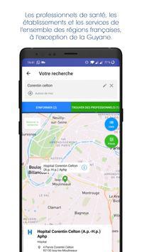 Santé.fr screenshot 2
