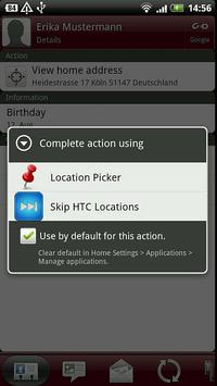 Skip HTC Locations poster