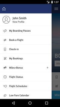 Aegean Airlines скриншот 1