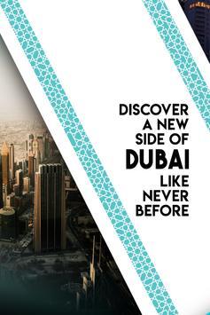 Dubai Travel Guide poster