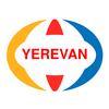 Offline-Karte von Yerevan und Reiseführer Zeichen