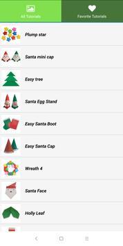 Christmas Origami screenshot 1