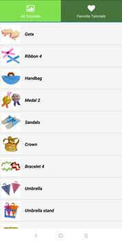 Accessories Origami screenshot 1