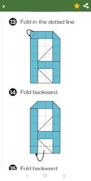 Alphabet Origami screenshot 4