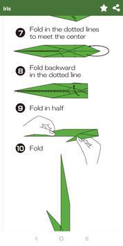 Flower's origami screenshot 4