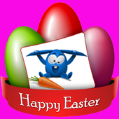 Easter Greetings Photo Maker icon