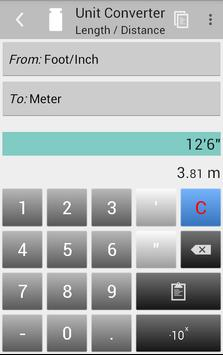 Unit Converter Ekran Görüntüsü 3