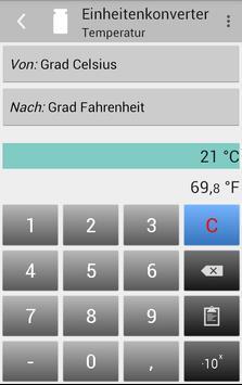 Einheitenkonverter Screenshot 4