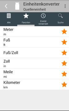 Einheitenkonverter Screenshot 7