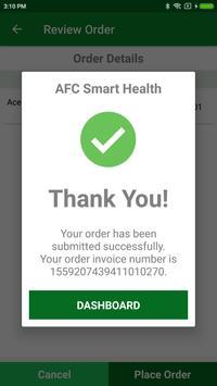 AFC Smart Health screenshot 5